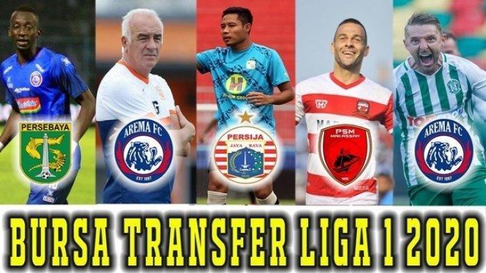 Bursa Transfer Liga 1 - Ex PSM Rivky Menuju Persib? Arema FC Ditinggal 12 Inti, Asing Baru Persebaya