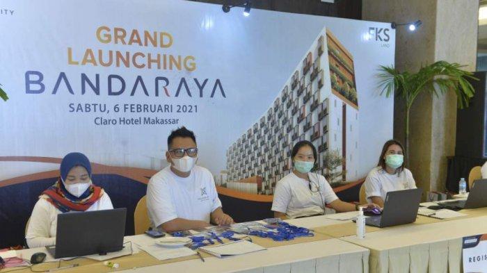 FKS Land Beri Beragam Benefit di Grand Launching Bandaraya, Cicilan Rp1,6 Juta untuk 10 Tahun KPA