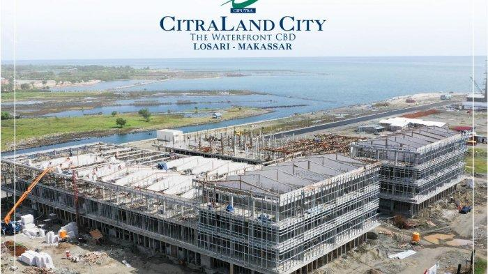 CitraLand City Losari Tawarkan Business Park, Lahan Parkir Luas