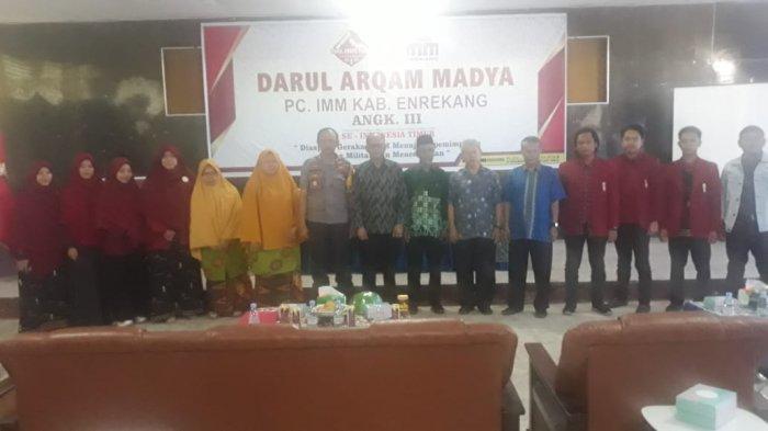 PC IMM Enrekang Gelar DAM Angkatan III Indonesia Timur