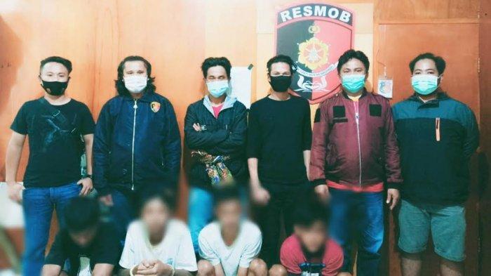 Cabuli Siswi SMP Secara Bersama-sama, 4 Warga Toraja Utara Ditangkap Polisi