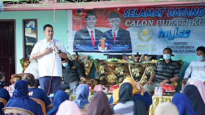 MYL-SS Akan Siapkan Mobil Damkar di Tiap Kecamatan di Pangkep