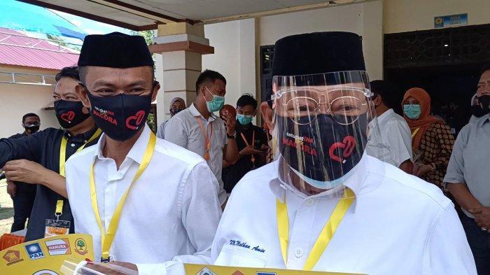Syarifuddin Sanusi Sangat Terpukul Dengar Kabar Meninggalnya Malkan Amin