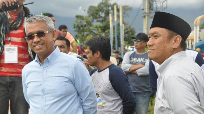 Husler Sapa Warga Wasuponda, Irwan Kampanye Tatap Muka di Mangkutana