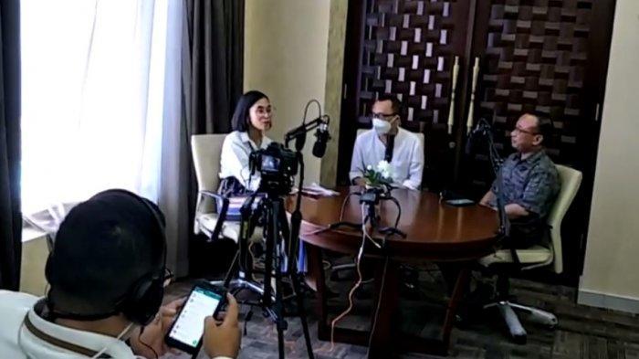 Bicara Kampus Merdeka, Calon Direktur Politani Pangkep Jadi Narasumber di Podcast Jubir Presiden