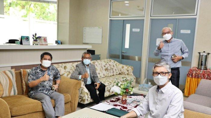 Delapan Calon Rektor Unhas Jalani Tes Swab PCR, Sabtu Pemeriksaan Fisik dan Penunjang
