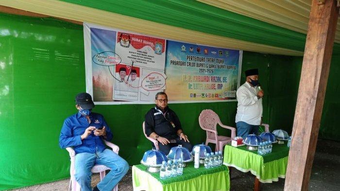 Lutfi Halide Ajak Masyarakat Marioriwawo Kembangkan Tanaman Porang