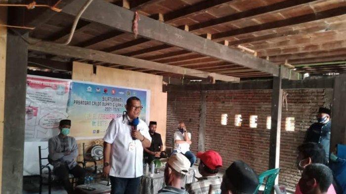 Lutfi Halide Kampanye di Donridonri dan Marioriawa, Jelaskan Alasan Maju Pilkada Sebagai 02