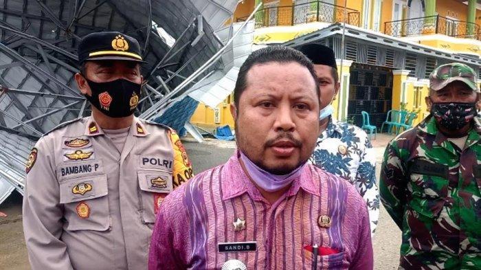 44 Rumah, 5 Sarang Walet dan 1 TPI Rusak, Kerugian Angin Kencang di Desa Botto Wajo Ditaksir Rp 1 M