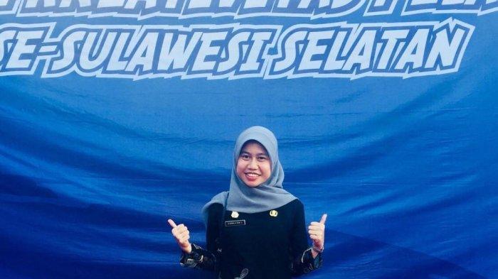 Sosok Camat Perempuan Termuda di Bone, Jomblo dan Ingin Pacaran Setelah Menikah, Siapa Dia?