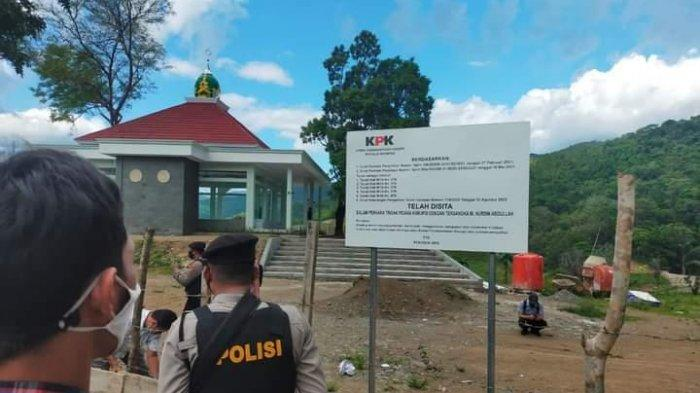 Camat Tompobulu Maros Benarkan Tanah Nurdin Abdullah di Pucak Disita KPK