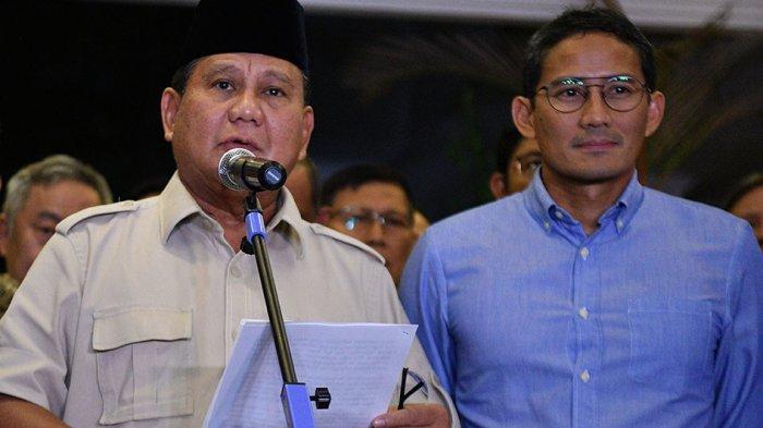 Kubu Prabowo-Sandiaga Bawa Kisruh Pilpres 2019 ke Mahkamah Agung, Yusril: Ada Kesalahan Berpikir