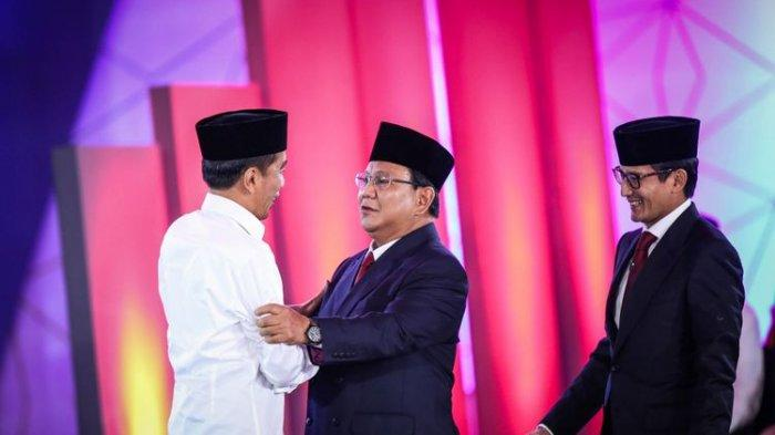 Ternyata Capres Jokowi dan Prabowo Subianto Sudah Teleponan, Kapan Bertemu Saling Tatap Mata?