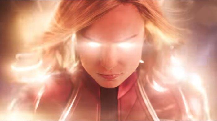 TRIBUNWIKI: Captain Marvel Bakal Tayang di Maret 2019, Ini Trailer, Pemain, dan Sinopsisnya