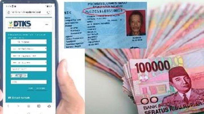 Cek Nama-nama Penerima Bansos Tunai Rp 300 Ribu via HP Sebelum Bulan Juni 2021 Berakhir, Siapkan KTP