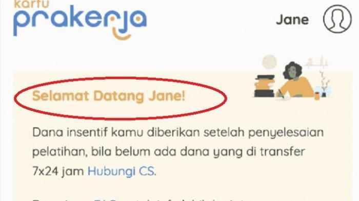 CARA CEK Pengumuman Hasil Seleksi Kartu Prakerja Gelombang 15 di www.prakerja.go.id dan SMS