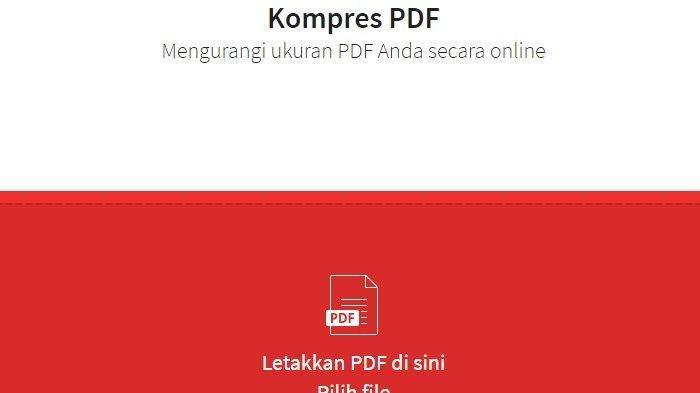 Cara Kompres PDF & Foto untuk Syarat Pendaftaran CPNS 2019, https://sscasn.bkn.go.id/ sscn.bkn.go.id