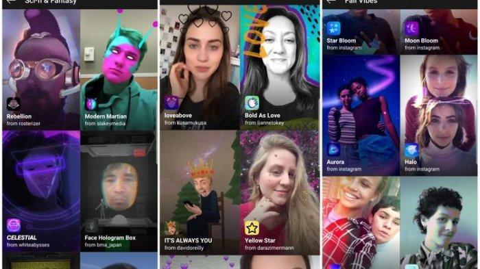 Cara Percantik Instagram Stories dengan Filter Wajah, Ikuti Langkah Mudahnya!