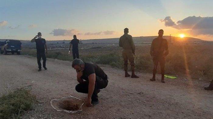 Cara 6 Tahanan Asal Palestina Kabur dari Penjara Paling Ketat diIsrael Bikin Polisi Keheranan