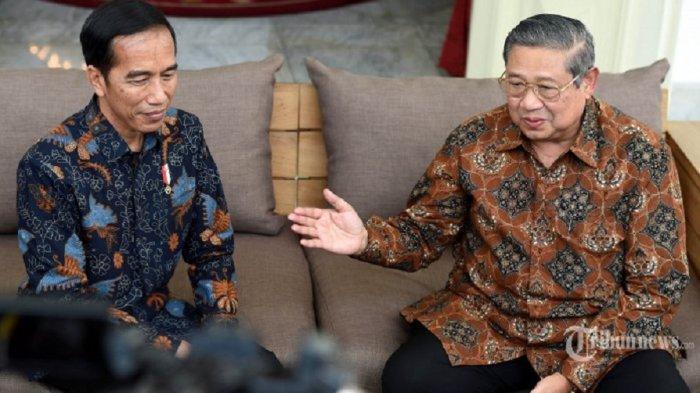 Cari Anak Muda Isi Kursi Menteri, Setelah Bertemu Prabowo, Jokowi Komunikasi dengan Partai Demokrat