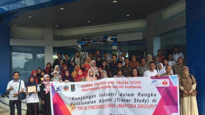 PNUP Lakukan Penelusuran Alumni di Mayora Group