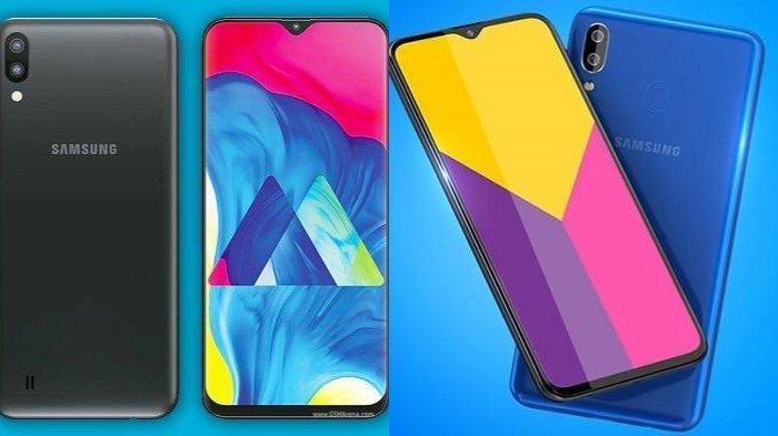 Cek Selisih Harga Samsung Galaxy M10 dan Galaxy M20, Cek Spesifikasinya Berikut, Mana Pilihanmu?