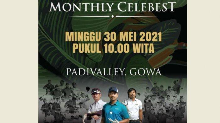 Bina Anggota, Celebes Golf Club Bakal Gelar Monthly Celebest di Padivalley Gowa