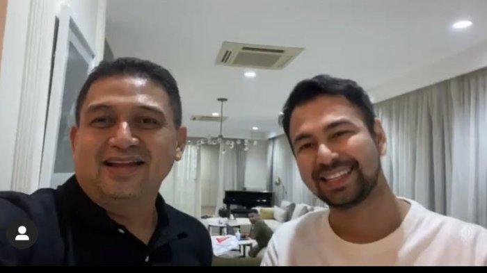 TERPOPULER: Ternyata Ini Tujuan Pertemuan Bos PSM Makassar dengan Raffi Ahmad Bos Rans Cilegon FC