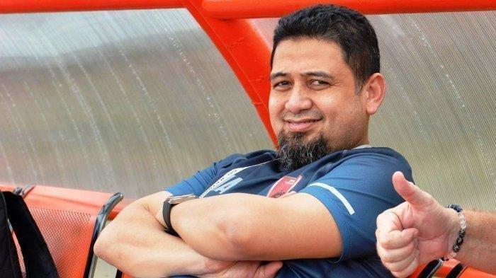 CEO PT PSM Munafri Arifuddin
