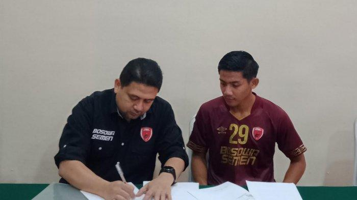 Dipanggil TC Timnas SEA Games 2021, Firza Andika Baru 3 Kali Main Sejak Direkrut PSM 2019 lalu