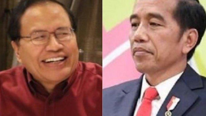 Rizal Ramli Diam-diam Sering Kirim Pesan WhatsApp ke Jokowi, Padahal Pendukung Prabowo, Apa Isinya?