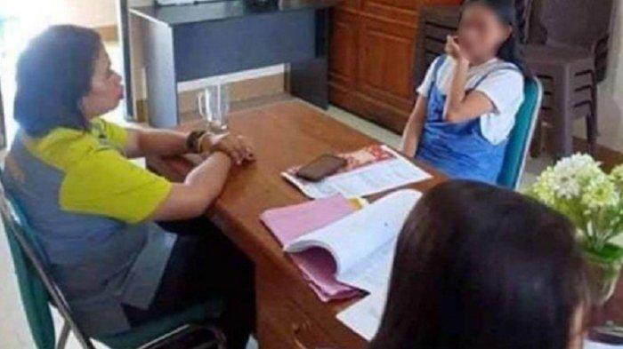 CERITA SEBENARNYA Gadis Asal Kupang Pukul & Tendang Ibu Kandung: Peserta The Voice Indonesia 2019
