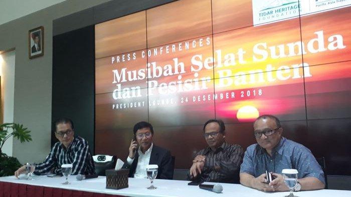 Cerita wisatawan Selamat dari Tsunami Banten karena Nginap di Kamar Kontainer, Ini Lengkapnya