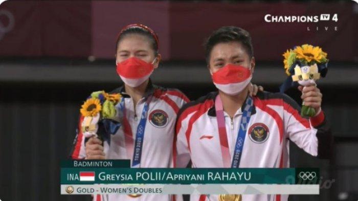 Berapa Hadiah yang Diterima Peraih Medali di Olimpiade Tokyo 2020? Indonesia Lebih Tinggi dari AS