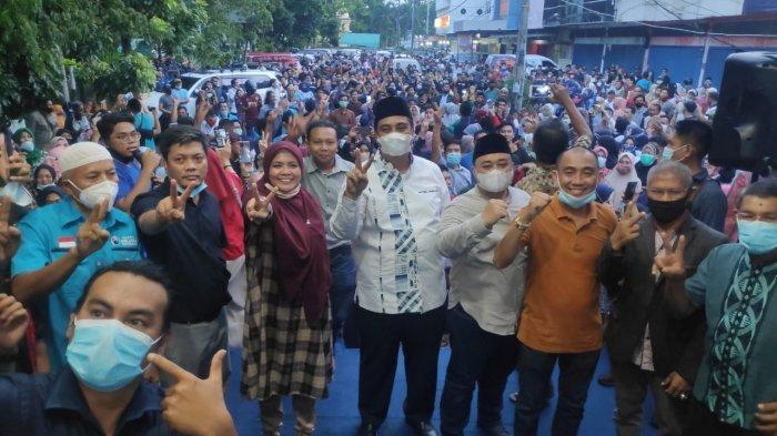 Kuasai 10 Kecamatan, Chaidir Syam-Suhartina Bohari Memimpin dengan Raihan Suara 42%