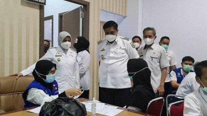 Ini Sanksi Bagi Pejabat Maros jika Menolak Lakukan Vaksin
