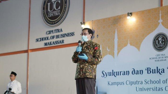 Berkah Ramadan Ciputra School of Business Makassar-Universitas Ciputra Gelar Buka Puasa Bersama