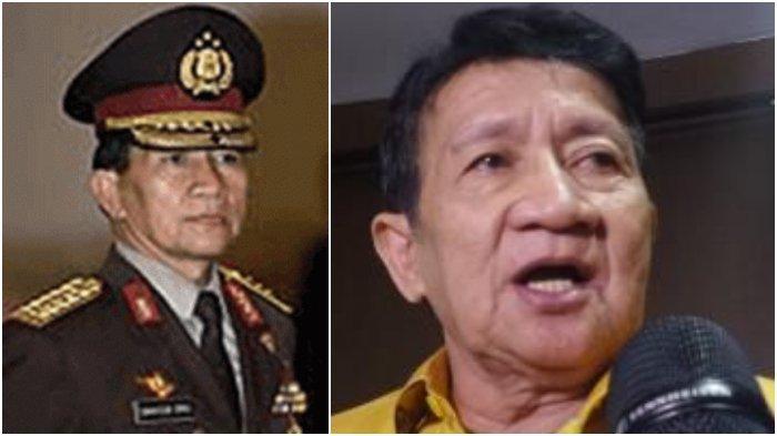 Sosok Chairuddin Ismail Kapolri yang Dicopot Megawati, Putra Sulsel yang Ditolak 102 Jenderal