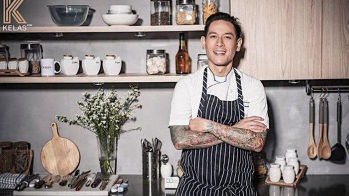Ada Apa Chef Juna Jadi Trending, Baru Saja Bongkar Punya Mantan Istri, Lalu Unggah Wajah Berdarah