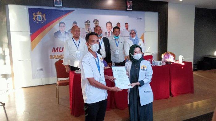 Awaluddin dan Andi Firdaus Mundur, Cheriani Aklamasi Pimpin Kadin Bone