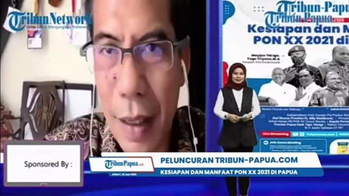 CEO Tribun Network: Tribun-papua.com Cukupkan Jangkauan Jaringan ke-52 di Indonesia