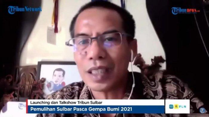 Peluncuran Tribun-Sulbar.com, Dahlan Dahi: Kontribusi Percepatan Pembangunan
