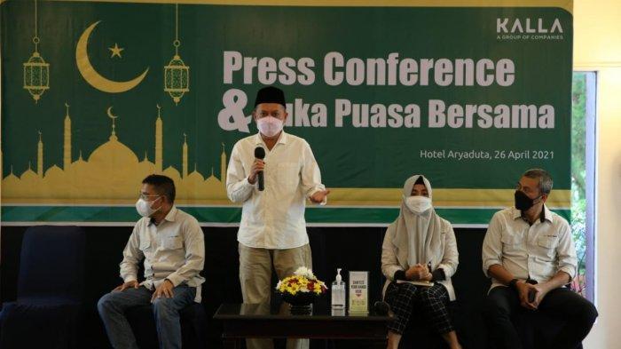 Kalla Beton Segera Launching Pabrik Semen Mortar