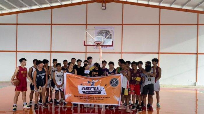 Ciputra School of Business (CSB) Makassar Seleksi Beasiswa Jalur Basket