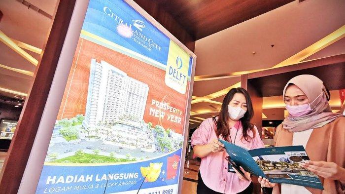 FOTO: Pameran CitraLand City Losari Makassar, Tawarkan Hadiah Langsung Logam Mulia & Lucky Angpao