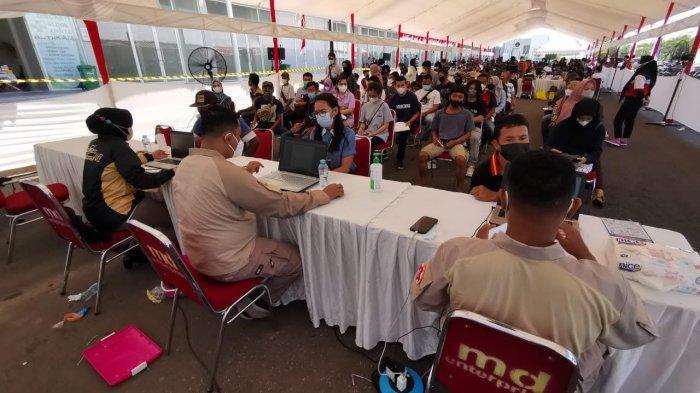 CitraLand Tallasa City Makassar - Lantamal VI Gelar Serbuan Vaskinasi 1.000 Dosis