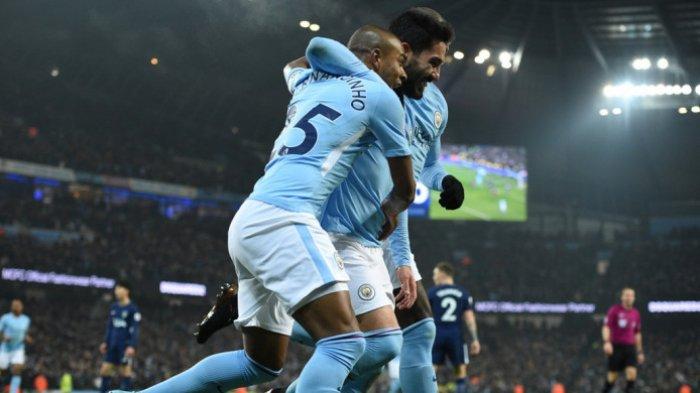 Klasemen Lengkap Liga Inggris: City Kian Perkasa Tottenham Tak Berdaya, Leicester Bungkam Liverpool