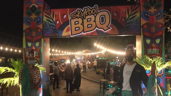 Claro Kembali Hadirkan Skypool BBQ, Ratusan Menu Tradisional hingga Western Siap Manjakan Lidah