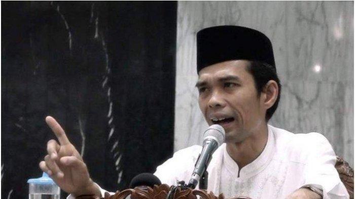 Contoh Khutbah Idul Fitri 1441 H Tersingkat di Rumah Versi Ustadz Abdul Somad (UAS), Dampak Covid-19