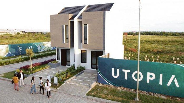 Foto Drone; Rumah dan Lahan di Cluster Utopia FKS Land Tallasa City Makassar - contoh-rumah-dan-lahan-cluster-utopia-by-fks-land-tallasa-city-makassar-5.jpg